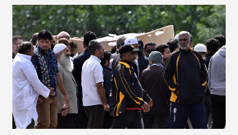 First funerals for victims of mosque attacks