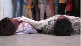 Two die as truck rams motorcycle in Narail