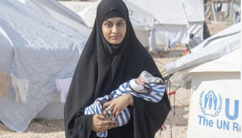 Baby of ISIL teen Shamima Begum has died: SDF
