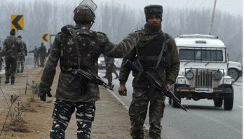 5 Indian soldiers killed in Pulwama