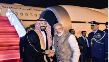 'Relation between India and Arabian peninsula is in our DNA'