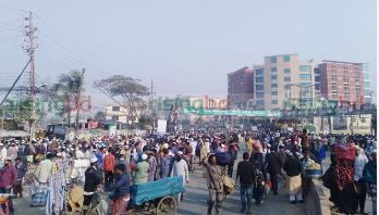 Biswa Ijtema: Akheri Munajat today