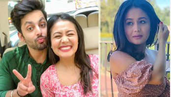 Neha Kakkar reveals reason behind her breakup