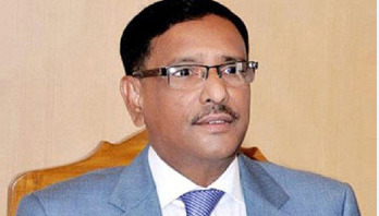 Obaidul Quader able to walk now