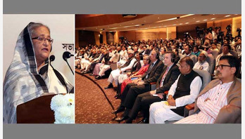 PM urges judges to deliver verdicts in Bangla
