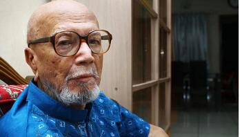 Poet Al Mahmud's janaza will be held at Baitul Mukarram