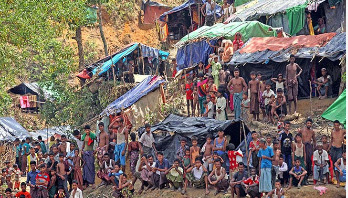 WB approves Tk 1400cr grant to help Rohingyas