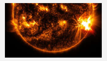 Evidence found of huge eruption from Sun