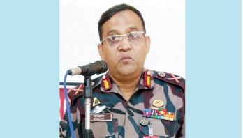 Sazzad Hossain made new DG of fire service