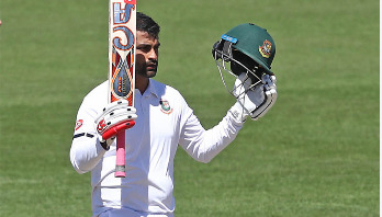 Tamim moves up in ICC Test rankings
