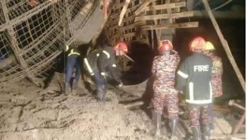 Bhasani University building roof collapse, 15 injured