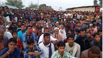 বিজিবি-গ্রামবাসী সংঘর্ষ: নিহতসহ ২ শতাধিকের বিরুদ্ধে মামলা