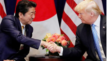 Japan's PM nominated Trump for Nobel Peace Prize on US request