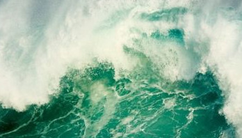Rogue waves occurring less but becoming more extreme