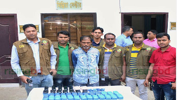 One held with 85,000 Yaba tablets in Chattogram