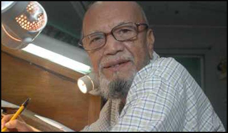 Poet Al Mahmud no more