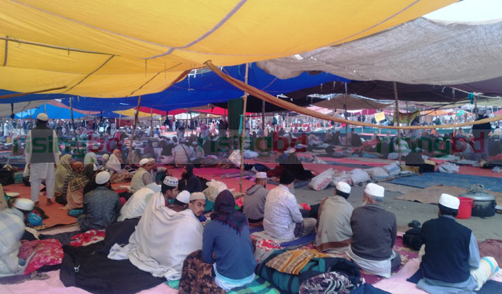 2nd phase of Bishwa Ijtema begins