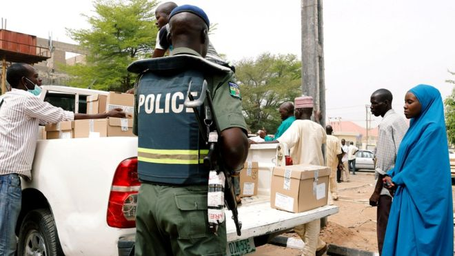Nigeria elections postponed for a week