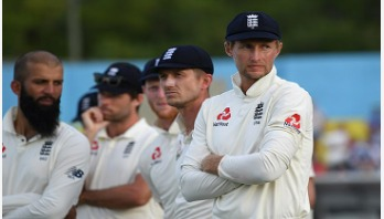England drop two spots in ICC Test rankings