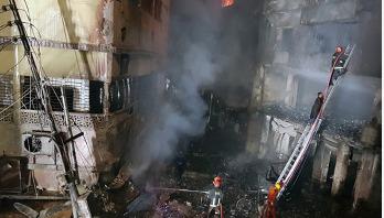 Chawkbazar fire: 45 bodies handed over