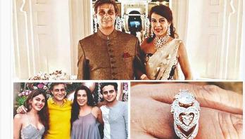Pooja Bedi, engaged to boyfriend Maneck Contractor