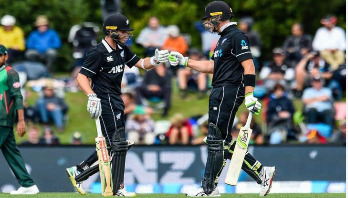 New Zealand sets 331-run target against Bangladesh