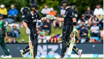 New Zealand set 331-run target against Bangladesh