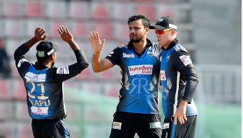 Rangpur secure top spot beating Cumilla by 9 wickets