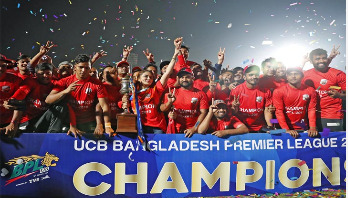 Comilla Victorians clinch BPL title