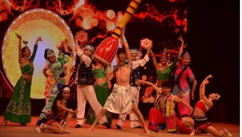 Chinese New Year celebrated in Dhaka