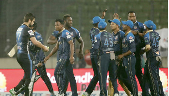 Dhaka storm into BPL final defeating Rangpur