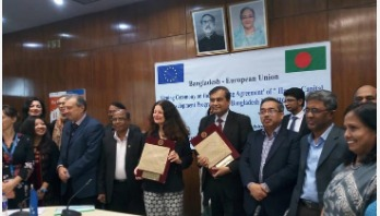 EU to provide Tk 1,925.43cr for education development