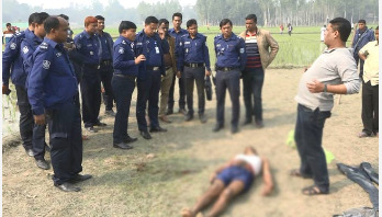 College student found dead in Kurigram