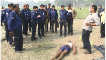 College student found dead in Kurigram