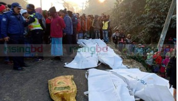 7 die while going to hospital to see ailing relative