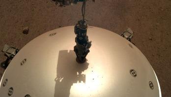 Mars sensor gets its protective 'hat'