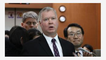 US envoy reveals North Korea nuclear pledge