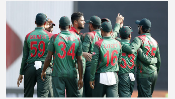 Sabbir-Taskin included, four dropped from ODI squad