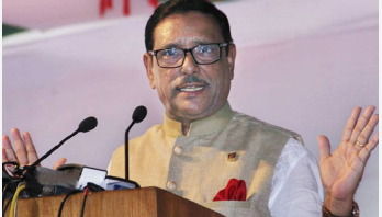No dialogue over polls issue: Quader