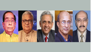 PM reappoints her five advisers