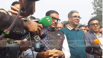 BNP is acting recklessly: Obaidul Quader