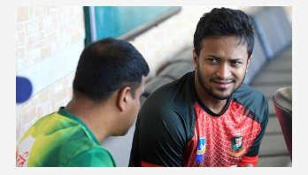 Shakib unfit for ODIs against New Zealand