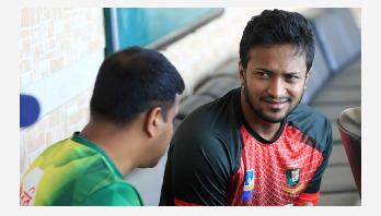 Shakib unfit for ODIs against New Zealand