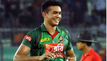 Taskin ruled out of New Zealand tour