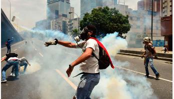 ভেনিজুয়েলা সংকটে বিভক্ত বিশ্ব