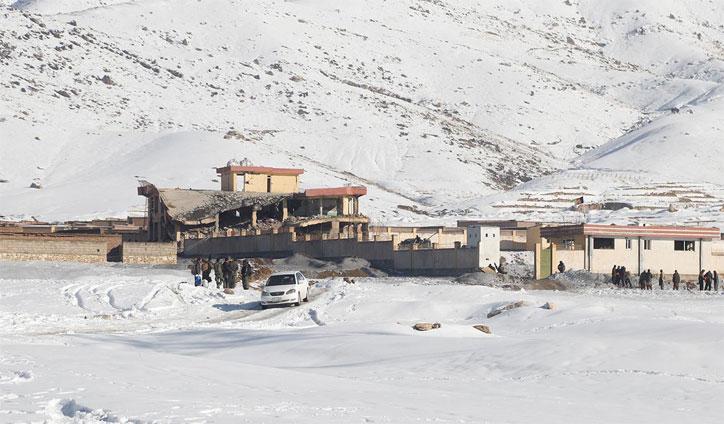 Taliban attack kill 126 at military base