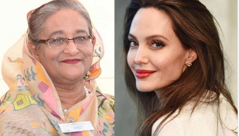 Jolie to meet with PM