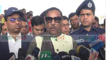 Quader rejects dialogue on 'fresh polls'
