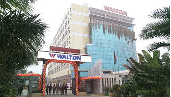 Walton's IPO road show today