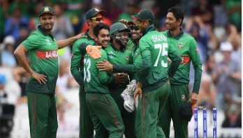 Bangladesh need 322 runs to beat West Indies